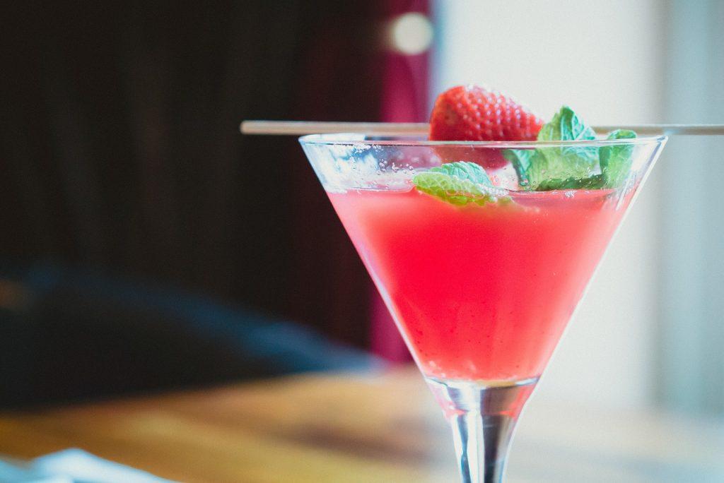 La carte des boissons